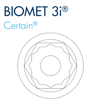 Biomet 3i® Certain® Compatible