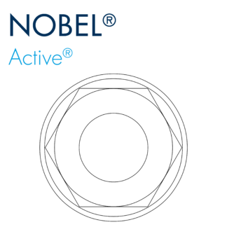 Nobel® Active® Compatible