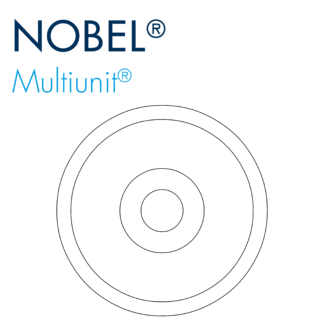 Nobel® Multiunit® Compatible